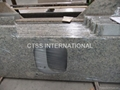 Giallo Santa Cecilia granite countertop kitchen worktop 2