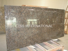 Baltic Brown granite cou