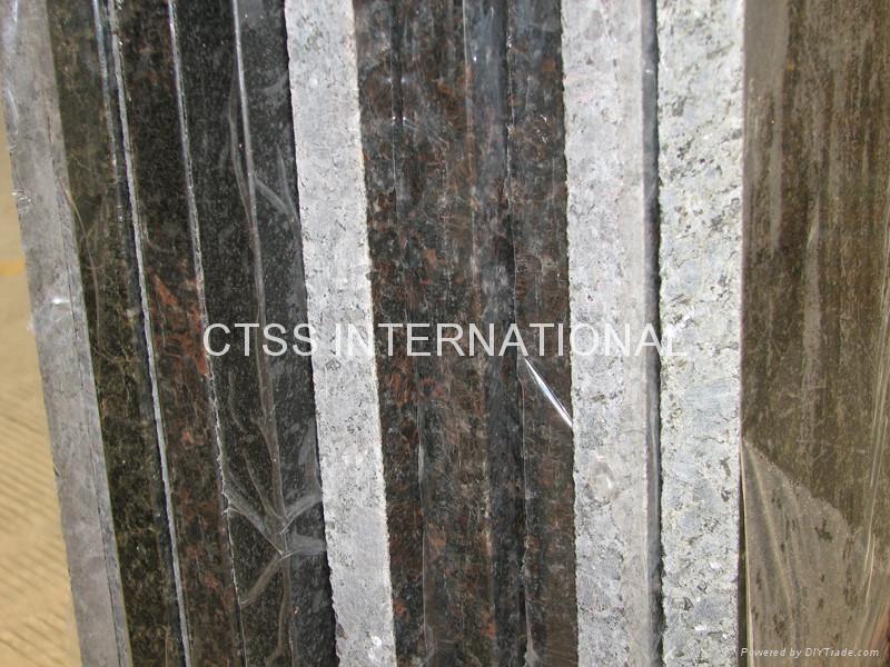 Baltic Brown granite counter tops  5