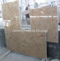 Kashmir Gold Kitchen countertop