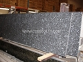 Blue Pear granite countertop