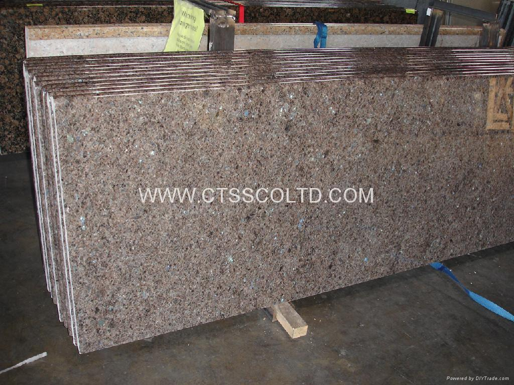 blue eyes labrador antique prefab granite countertop