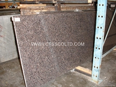 Cafe Bahia granite countertop