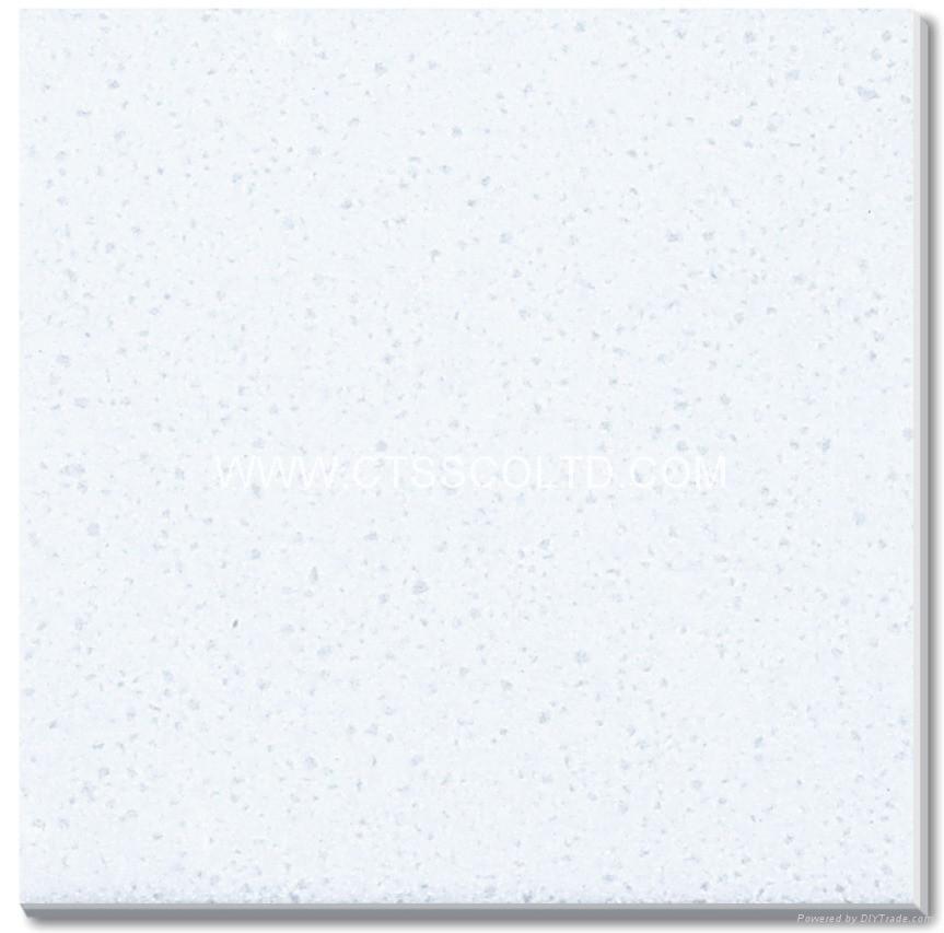 White Marble Gemstone : Crystallized stone crystal white glass