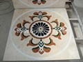 Marble medallion marble pattern marble