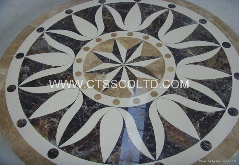 marble pattern marble medallion marble stone art marble mosaic floor tile 3
