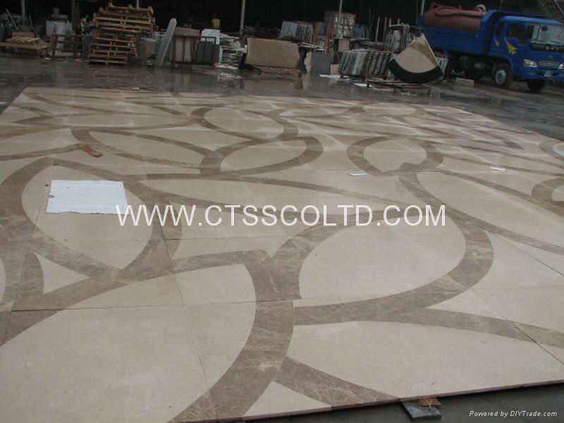 marble medallion marble tile marble pattern marble floor  2