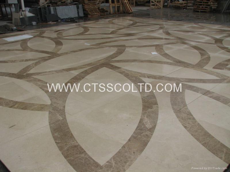 marble medallion marble tile marble pattern marble floor  3