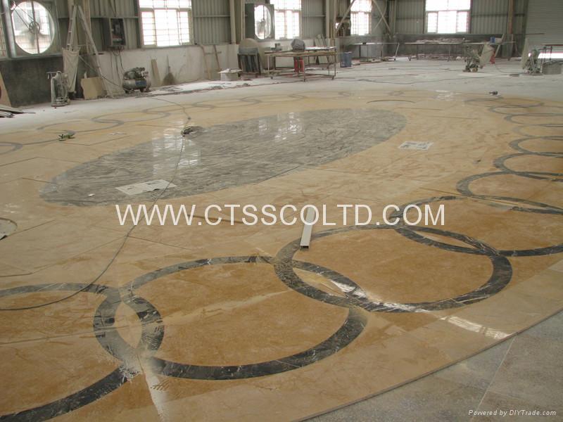 marble medallion marble tile marble pattern marble floor  5