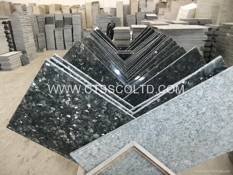 ... Granite Countertop Kitchen Worktop Tabletop Granite Tile Marble  Medallion 3 ...