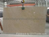G682 yellow granite slabs 240up x 120up x 2cm  1