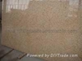 G682 yellow granite slabs 240up x 120up x 2cm  2
