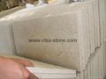 Classico Botticino marble floor tile