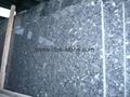 Blue Pearl GT grade Granite tiles 60x60x2cm  5