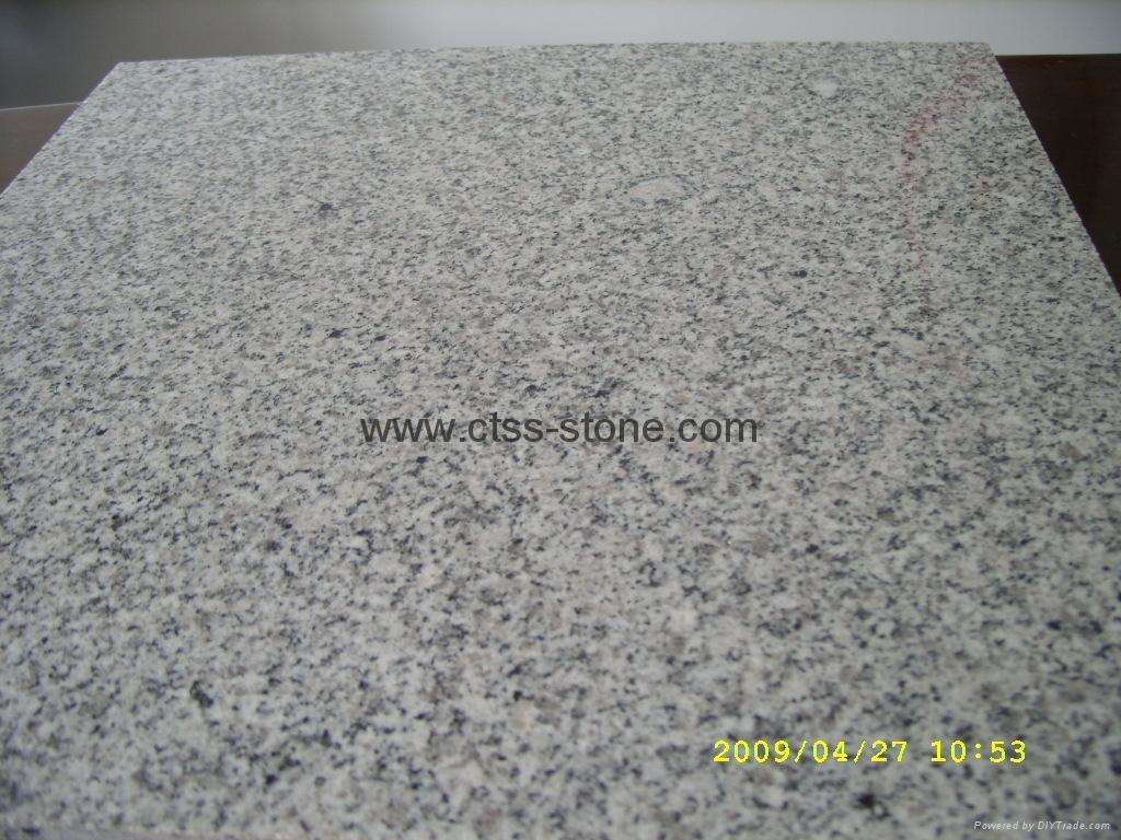 Silver Grey granite tiles 305x305x10mm  1