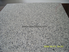 Silver Grey granite tiles 305x305x10mm