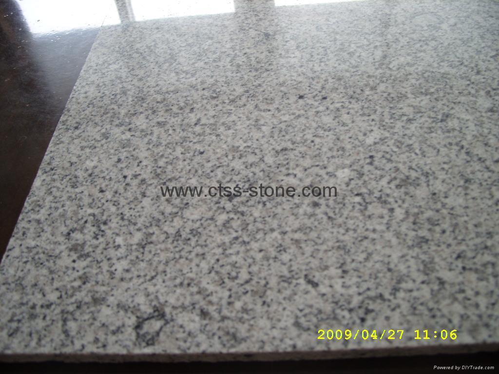 Silver Grey granite tiles 305x305x10mm  4