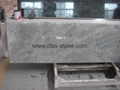 "Kashmir White Granite worktops 108""x26""x3cm 4"