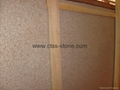 G682 yellow granite slab 3cm