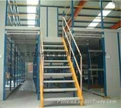 Shelves attic