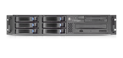 勤诚 chenbro 21070 2U6盘位服务器机箱
