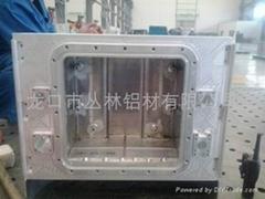 铝合金壳体焊接