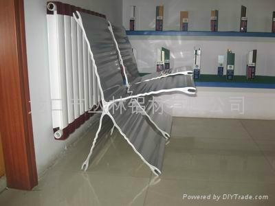 鋁合金座椅骨架 1