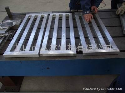 鋁合金座椅骨架 2