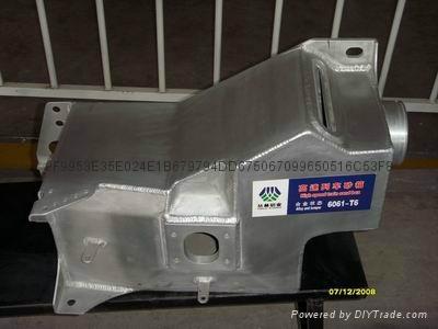 鋁合金殼體焊接 4