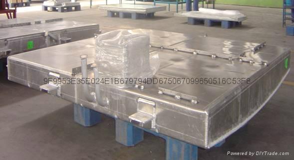 鋁合金油箱 2