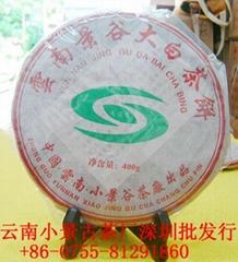 雲南景谷大白茶餅