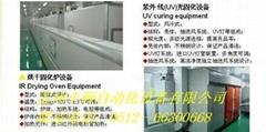 供應蘇州UV塗裝地盤線設備