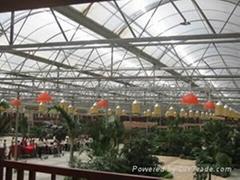 东莞农业温室大棚专用阳光板