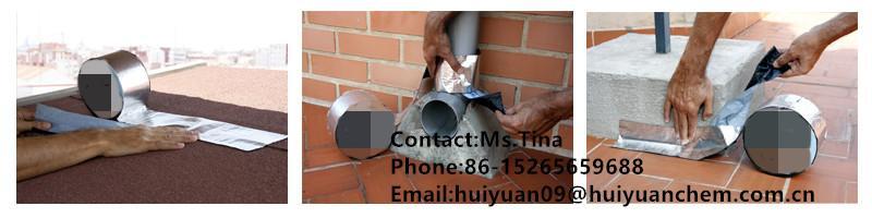 self adhesive bitumen flashing tape 5