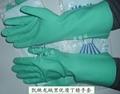凯琳龙防酸碱橡胶手套