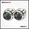 Car lens no angel eyes35W HID Xenon Lamp H1 bulb reteofit projector