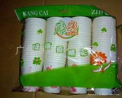 市场销售纸杯  广告定做纸杯