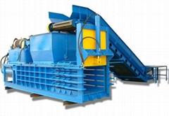 Semi-Automatic Powerful Press Baling Machine
