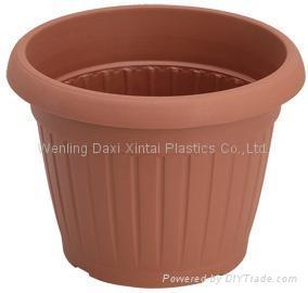 Plastics flower pot xt3307 lvdu china manufacturer flower plastics flower pot 1 workwithnaturefo