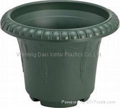 palstic flower pot