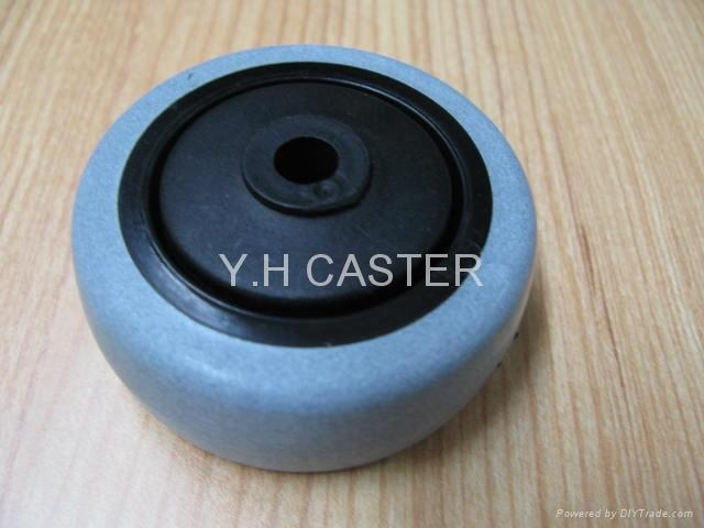 ESD CASTER WHEELS  ANTI-STATIC  76mmX 31mm