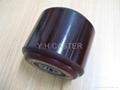 拖板车 PU轮 优力胶轮 80x90mm polyether 4