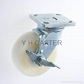 "60 Series 4/5/6//8"" Nylon Forging Caster"