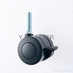 11S Series 60mm Nylon Machine Caster