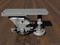 3x2美式輪+調整腳座 (裝配2顆 軸承鋼#6200) 2