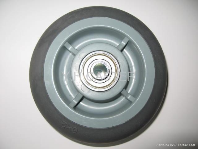 TPR輪/熱可塑性橡膠輪