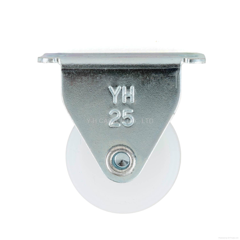 2513 日式尼龍 固定 - 白