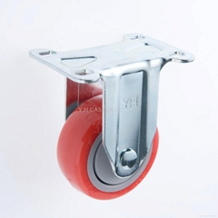 31 Series 314 PU Caster (Rigid)