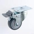 中荷型脚轮 80~100KG