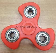 Fidget Spinner (orange)